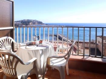 apartament Sant Elm Apto. para 6 pax con vista a mar D16234 Sant Feliu de Guíxols