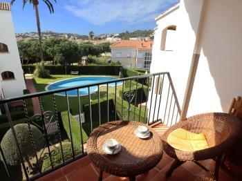 apartment Apto. para 5 pax en JARDINS DE S'AGARÓ con piscina S'Agaró