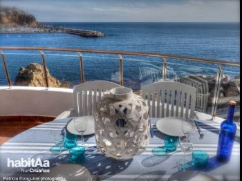 Apartament Club de Mar, frente al mar para 6 pax