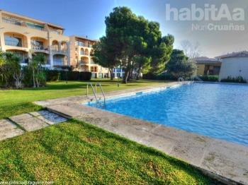 apartment MIMOSES 1, Apto. 2/4 pax con piscina E31063 S'Agaró