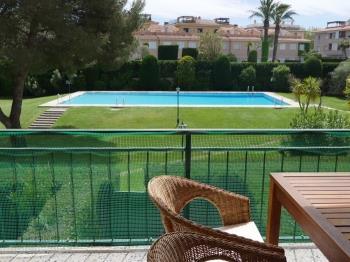 Apartament MIMOSES 1, Apto. 2/4 Pax con piscina E31062