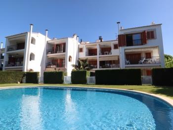 apartment Apto. para 7 pax en JARDINS DE S'AGARÓ con piscina S'Agaró