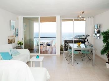 Apartament Piso para 4 personas con vistas a mar en URCATUSA