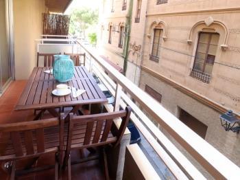 appartamento Metropol Apto per 5 pax Primera linea mar D22223 Sant Feliu de Guíxols