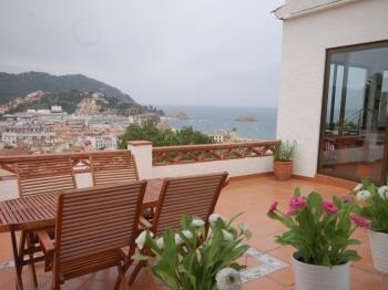 zuhause BEAUTIFUL HOUSE SEA VIEWS Tossa de Mar