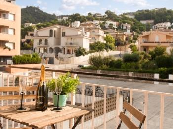 amazing mediterranean apartment - tossa de mar