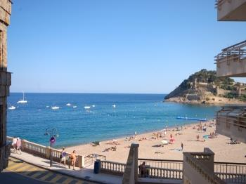 apartament BEACHFRONT APARTMENT TOSSA DE MAR Tossa de Mar
