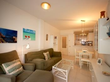 apartament BEACH APARTMENT 2 rooms with PARKING Tossa de Mar