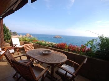 apartament EXCLUSIVE APARTMENT WITH SEA VIEW Tossa de Mar