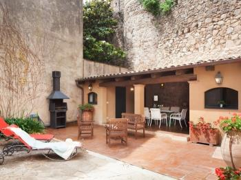 house LUXURY RUSTIC HOUSE with POOL in TOSSA DE MAR Tossa de Mar