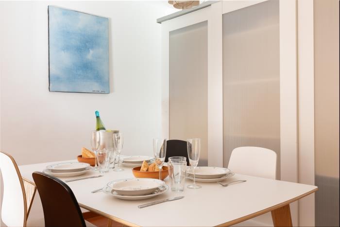 big terrace apartment in barcelona - barcelona