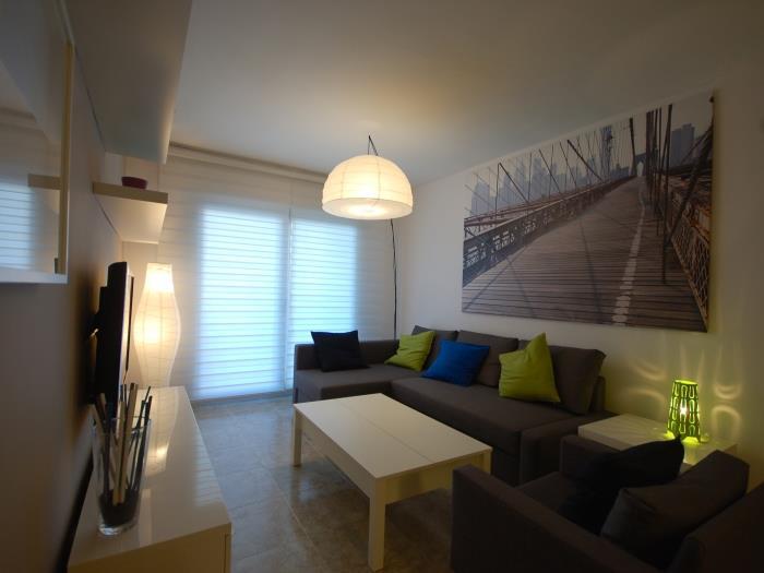 new flat beachfront in castelldefels - castelldefels
