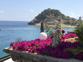apartament WONDERFUL DUPLEX with PANORAMIC SEA VIEWS Tossa de Mar