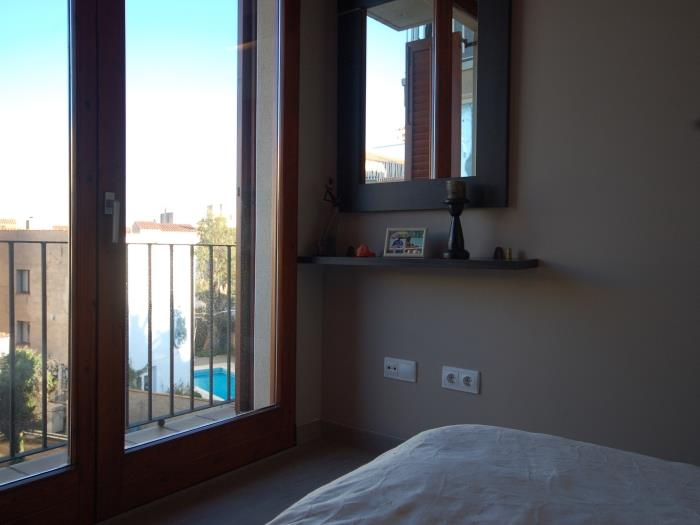 lovely pool apartment with parking - tossa de mar