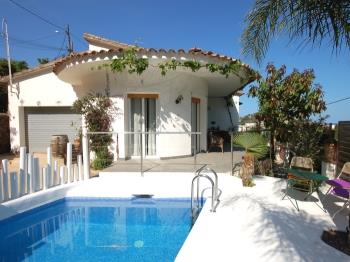 house BEAUTIFUL HOUSE with PRIVATE POOL Tossa de Mar
