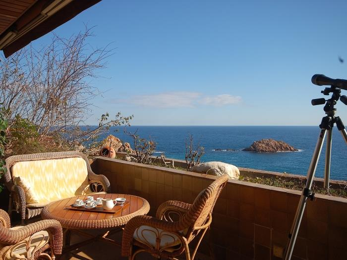 cozy apartment sea views in tossa - tossa de mar