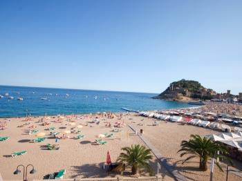 apartament INCREDIBLE APARTMENT WITH AMAZING VIEWS Tossa de Mar