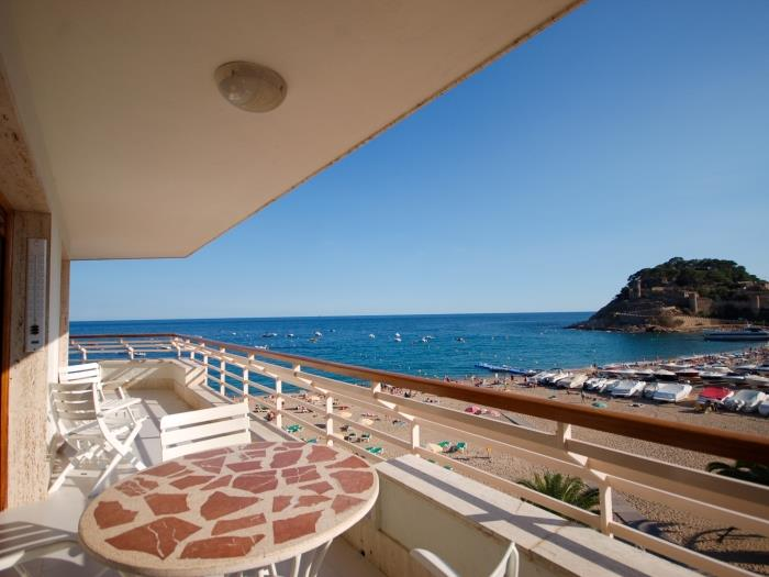incredible apartment with amazing views - tossa de mar