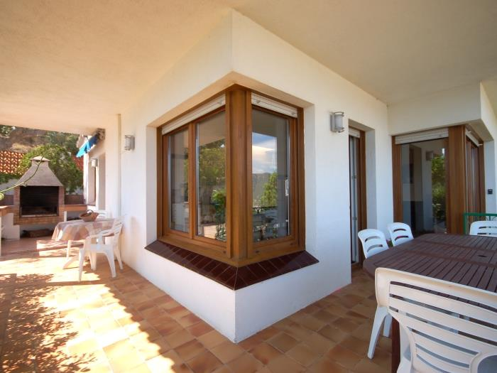 big house with panoramic sea views - tossa de mar