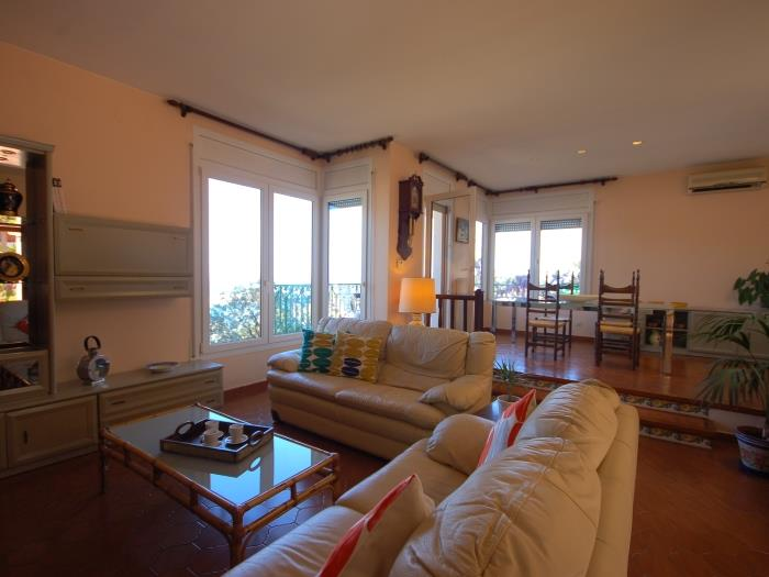 big house with panoramic sea views - tossa de mar