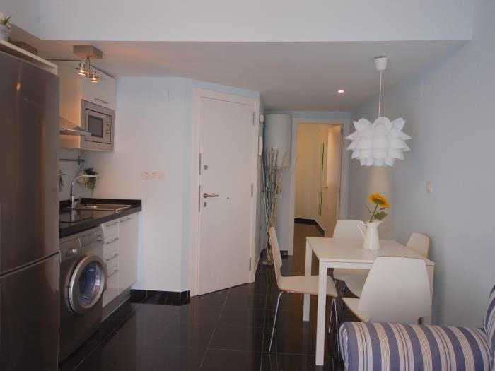 cozy apartment front to the castle - tossa de mar