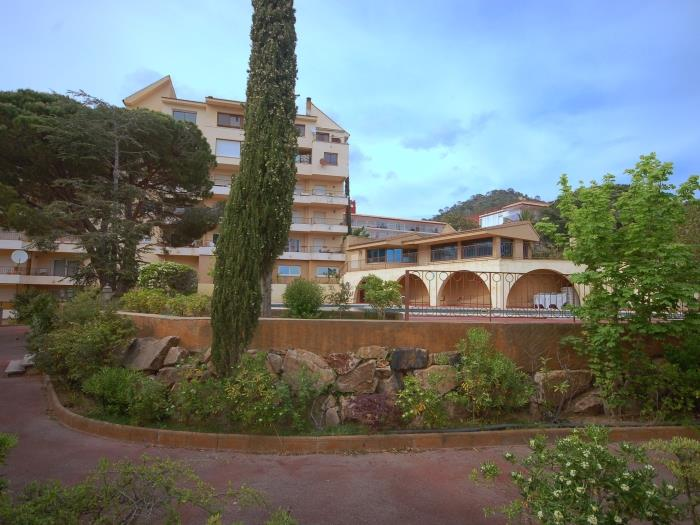 nice apartment pool in tossa de mar - tossa de mar