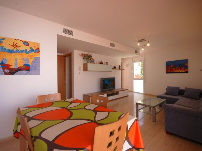 big terrace house and 2 parkings - tossa de mar