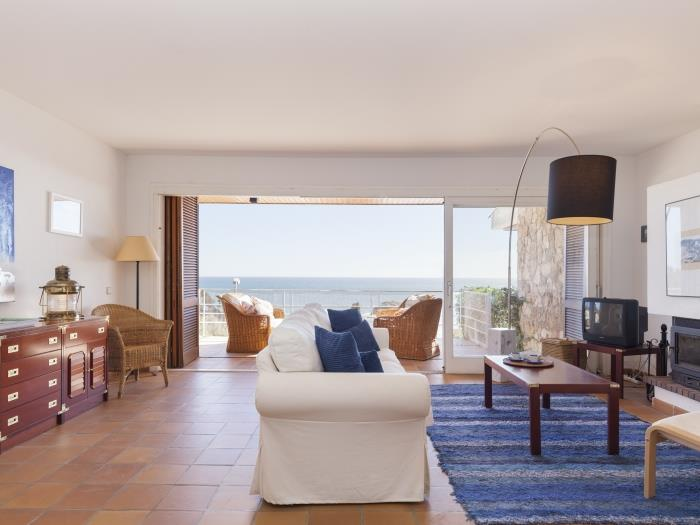 sailor house with sea views - tossa de mar