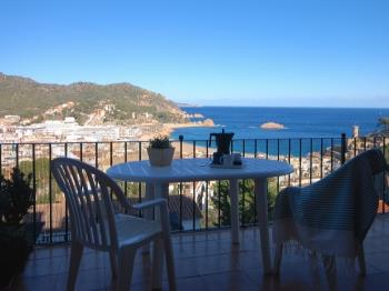 apartament MEDITERRANEAN SEA VIEWS in COSTA BRAVA Tossa de Mar