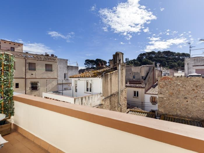 nice apartment 1 min to the beach - tossa de mar