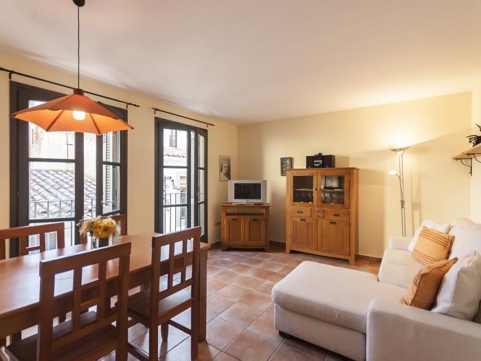 nice apartment in the center of tossa - tossa de mar