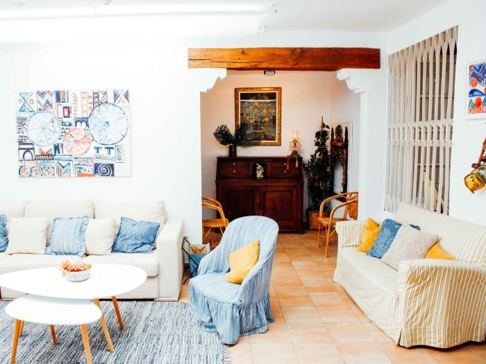 big house in the center of town - tossa de mar