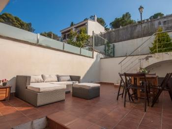 zuhause BIG TERRACE HOUSE with PARKING Tossa de Mar