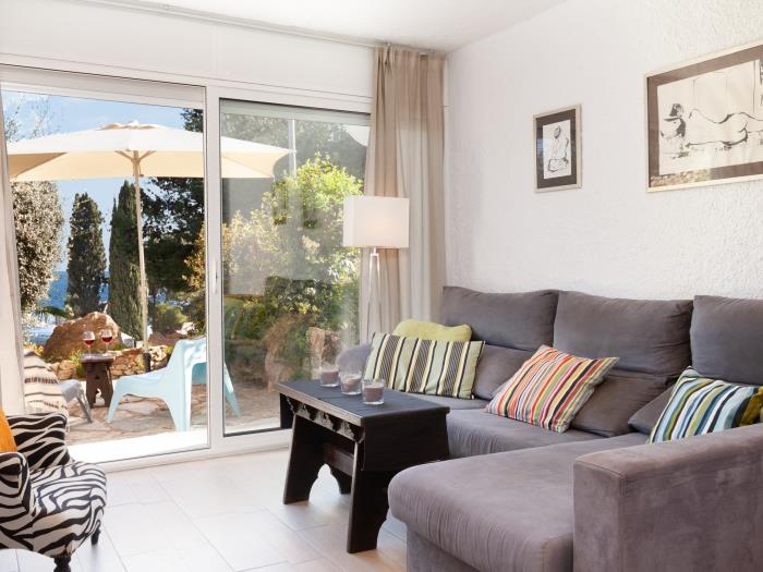 beautiful apartment in quiet area - tossa de mar