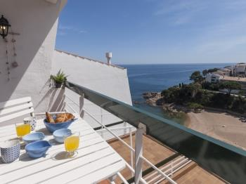 appartement APARTMENT BEACH CALA SALIONS Tossa de Mar