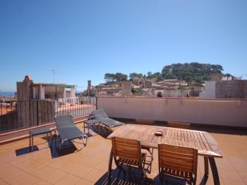 apartment COZY TRIPLEX NEAR TO THE CASTLE Tossa de Mar