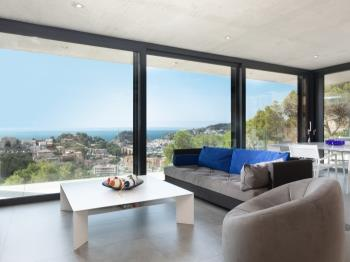 apartment MODERN POOL HOUSE SEA VIEWS, PARKING NEXT BEACH Tossa de Mar