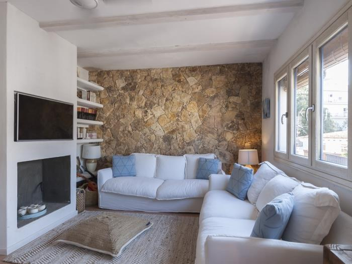 charming fisherman house with terrace - tossa de mar