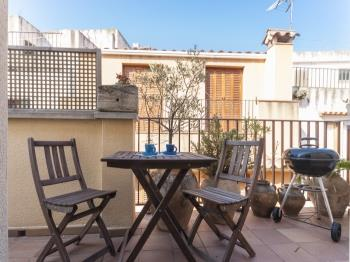 apartament APARTMENT 2 MIN TO THE BEACH with TERRACE Tossa de Mar