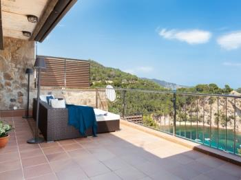 apartament SEA VIEWS APARTMENT in GIVEROLA Tossa de Mar