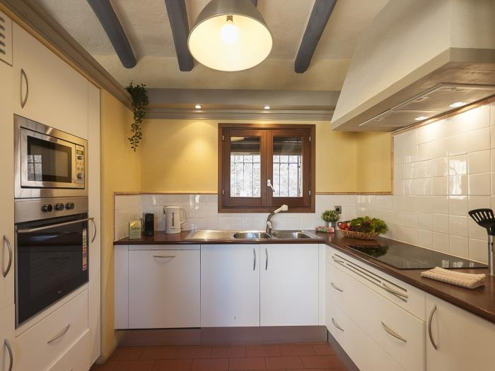 villa pandora luxury rustic house with pool - tossa de mar