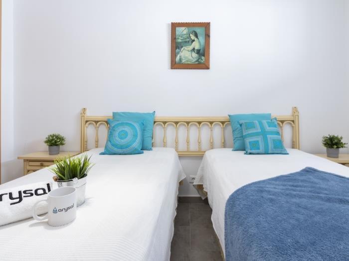 2 dormitorios formentor - salou