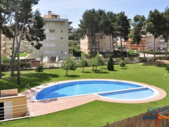 residencial golden,climatizado a 300 m de la playa - salou