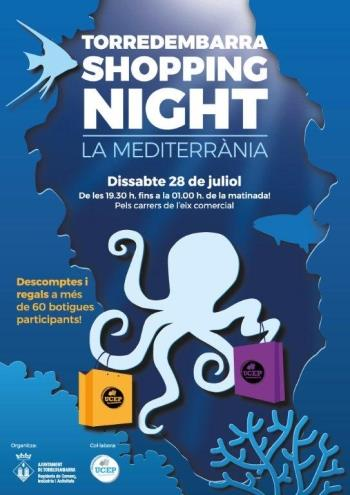 TORREDEMBARRA SHOPPING NIGHT