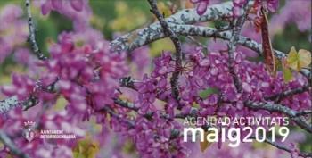 Agenda d'activitats del mes de Maig 2019