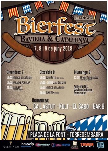 4ª Edición Bierfest Torredembarra