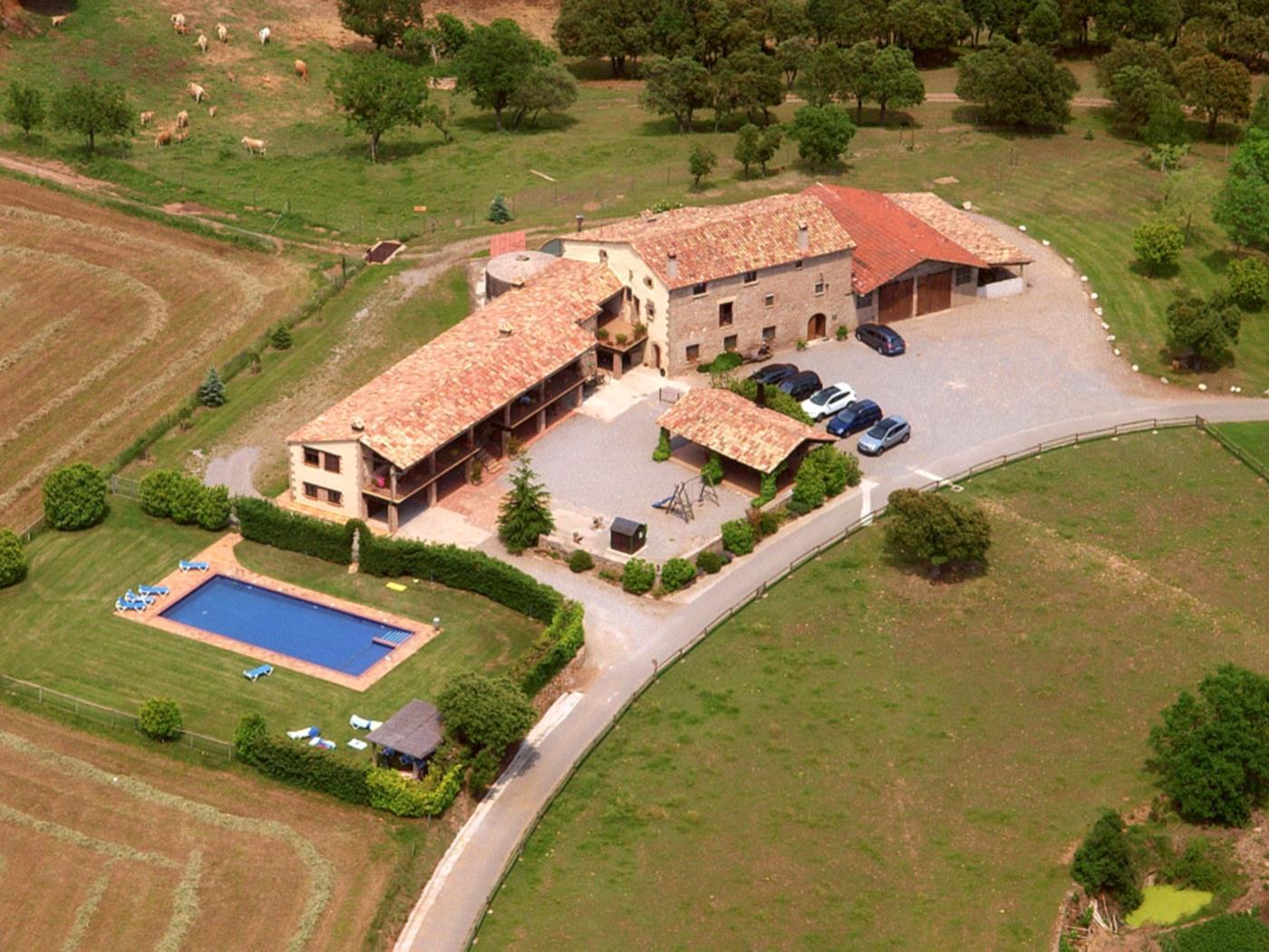 Casa Malaga isolated rural house in Málaga