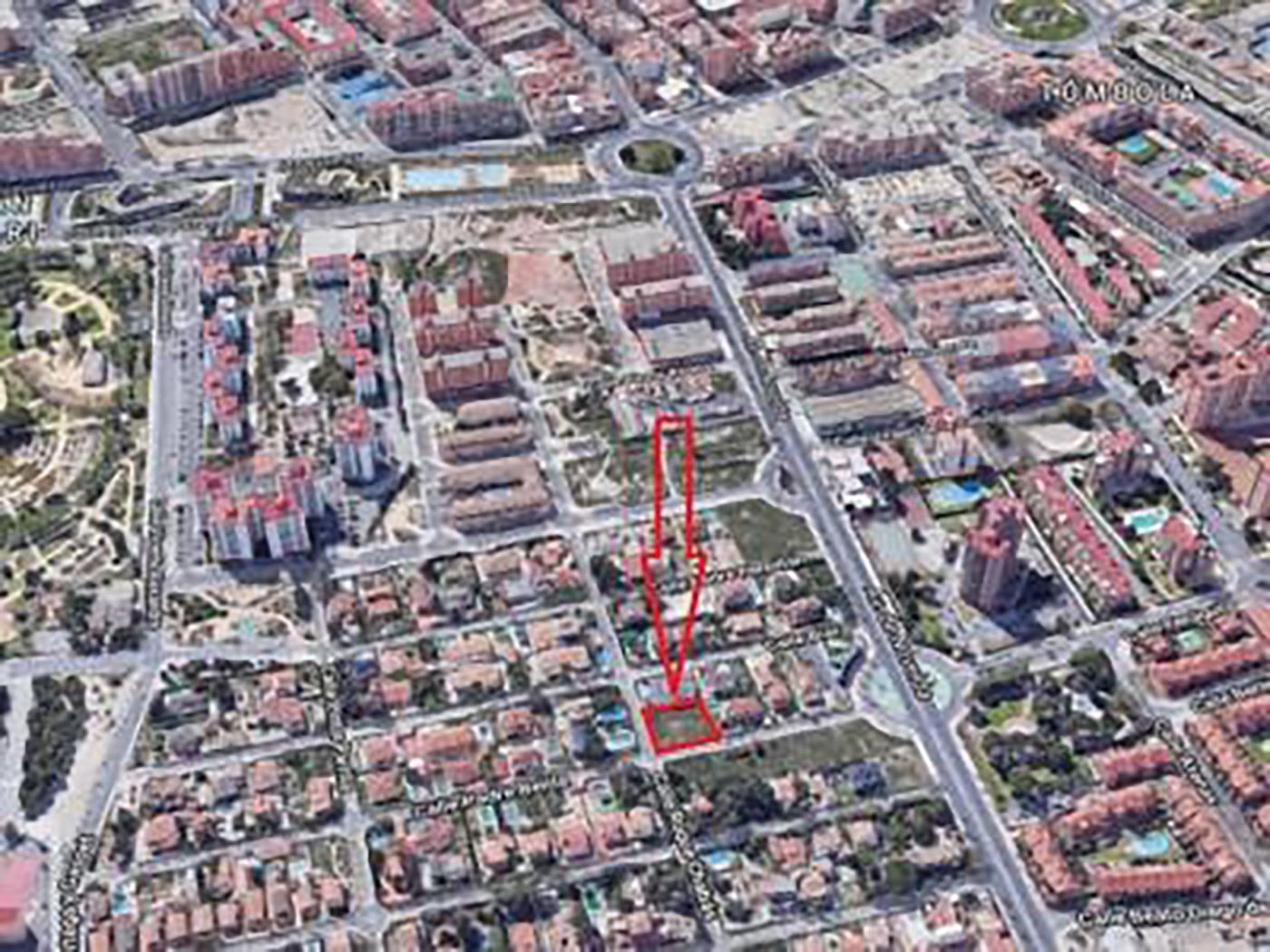 Sale Madrid Simple em Madrid