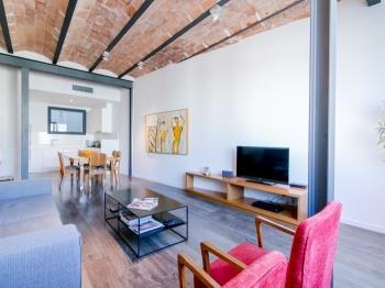 superior 1 bedroom apartment - barcelona