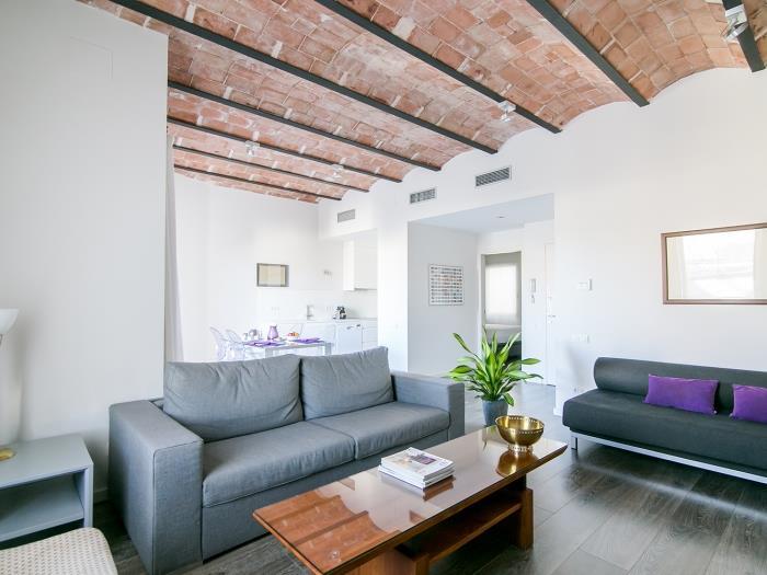 one bedroom apartment - barcelona